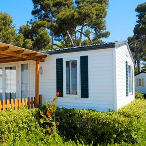 Hôtellerie touristique de plein air-camping