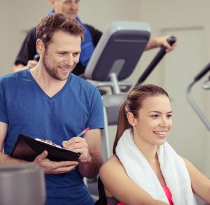 Salle de remise en forme / fitness